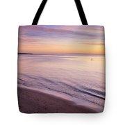 Sunset Paddle Tote Bag