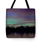 Sunset Pastels Tote Bag