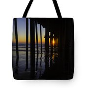 Sunset Pismo Beach Tote Bag