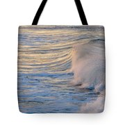 Sunset Ribbons Tote Bag