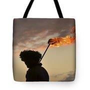 Sunset Ritual Tote Bag