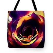 Sunset Rose Tote Bag