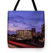 Sunset Rush Tote Bag
