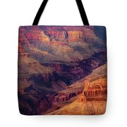 Sunset Scar Tote Bag