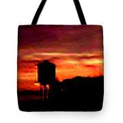 Sunset Se Tote Bag