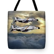 Sunset Serenity Tote Bag
