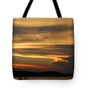 Sunset Shelbyville Tote Bag