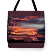 Sunset Skies 052814d Tote Bag