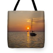 Sunset Southern Style Tote Bag