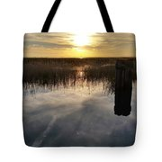 Sunset St Clair  Tote Bag