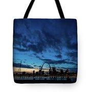 Sunset St. Louis IIi Tote Bag