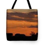 Sunset Strip Tote Bag