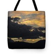 Sunset Study 5 Tote Bag