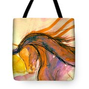 Sunset Submission Tote Bag