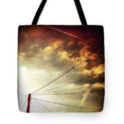 #sunset #sun #tagsforlikes.com #tflers Tote Bag
