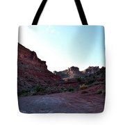 Sunset Tour Valley Of The Gods Utah 07 Tote Bag