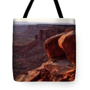 Sunset Tour Valley Of The Gods Utah Vertical 01 Tote Bag