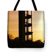 Sunset Tower Tote Bag