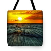 Sunset Trails Tote Bag
