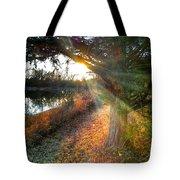 Sunset Trails  Tote Bag