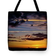 Sunset Vista Tote Bag