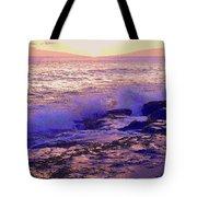 Sunset, West Oahu Tote Bag
