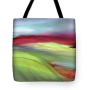 Sunset Western Scotland  Tote Bag