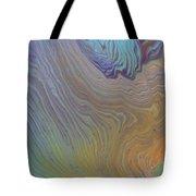Sunset Wood Tote Bag