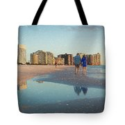 Sunsets On Marco Island Tote Bag