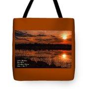 Sunsettia Gloria Catus 1 No. 1 L A. Tote Bag
