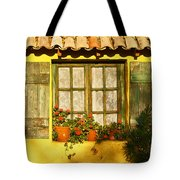 Sunshine And Shutters Tote Bag