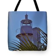 Sunshine At The Lighthouse Tote Bag