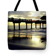Sunshine At The Pier 60 Tote Bag