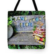 Sunshine Bench Tote Bag