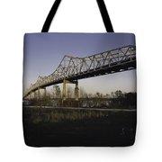 Sunshine Bridge Tote Bag