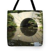 Sunshine Brige Reflection Tote Bag