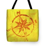 Sunshine Directions Tote Bag