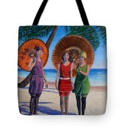 Sunshine Girls Tote Bag