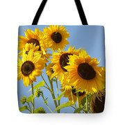 Sunshine Happy Tote Bag
