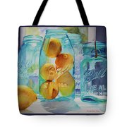 Sunshine In A Jar Tote Bag