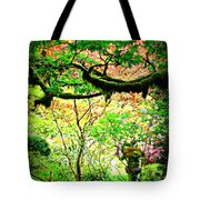 Sunshine In The Garden Tote Bag