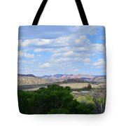 Sunshine On The Mountains - Verde Canyon Tote Bag