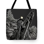 Sunshine Silver Mine Memorial - Kellogg Idaho Tote Bag