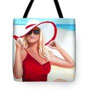 Sunshine Summer Tote Bag