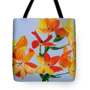 Sunstar Tote Bag