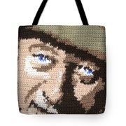 Suntan John Wayne Tote Bag