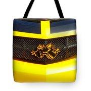 Super Bee Camaro Grill Tote Bag