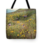 Super Bloom Tote Bag