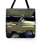 Super Buick Toy Car Tote Bag