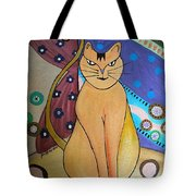 Super-cat Tote Bag